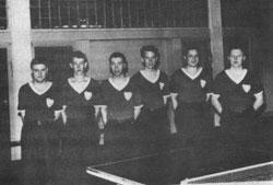 TSV Aue Wingeshausen 1. Mannschaft Mitte der 60er Jahre