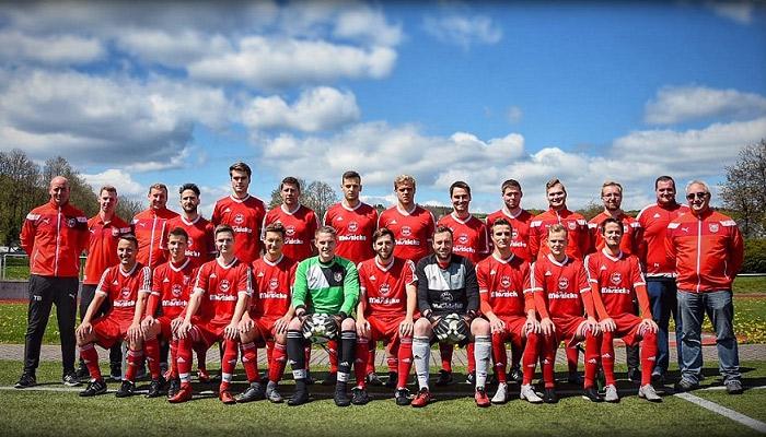 TSV Aue Wingeshausen Fussball 1. Mannschaft