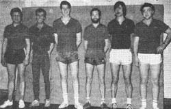 TSV Aue Wingeshausen 2. Mannschaft 1986/87, Meister in der 2. Kreisklasse und Aufstieg in die 1. Kreisklasse