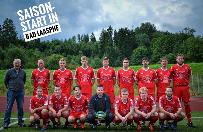 TSV Aue Wingeshausen Fussball 2. Mannschaft