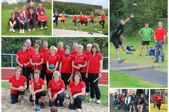 TSV Aue Wingeshausen Leichtathletik Senioren