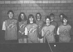 TSV Aue Wingeshausen Mädchenmannschaft 1993/94, Kreis- und Bezirksmeister; Kreis- und Bezirkspokalsieger mit Schülerinnen